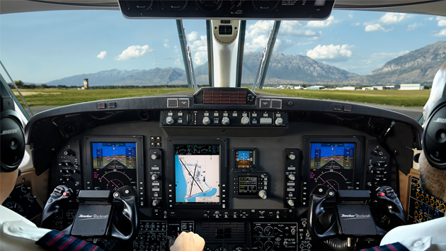 Rockwell Collins Pro Line 21 upgrade on King Air