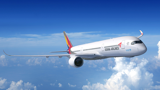 Asiana Airlines A350