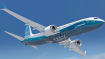 The Boeing 737 MAX will feature Rockwell Collins large-format, 15.1-inch Active Matrix LCD displays