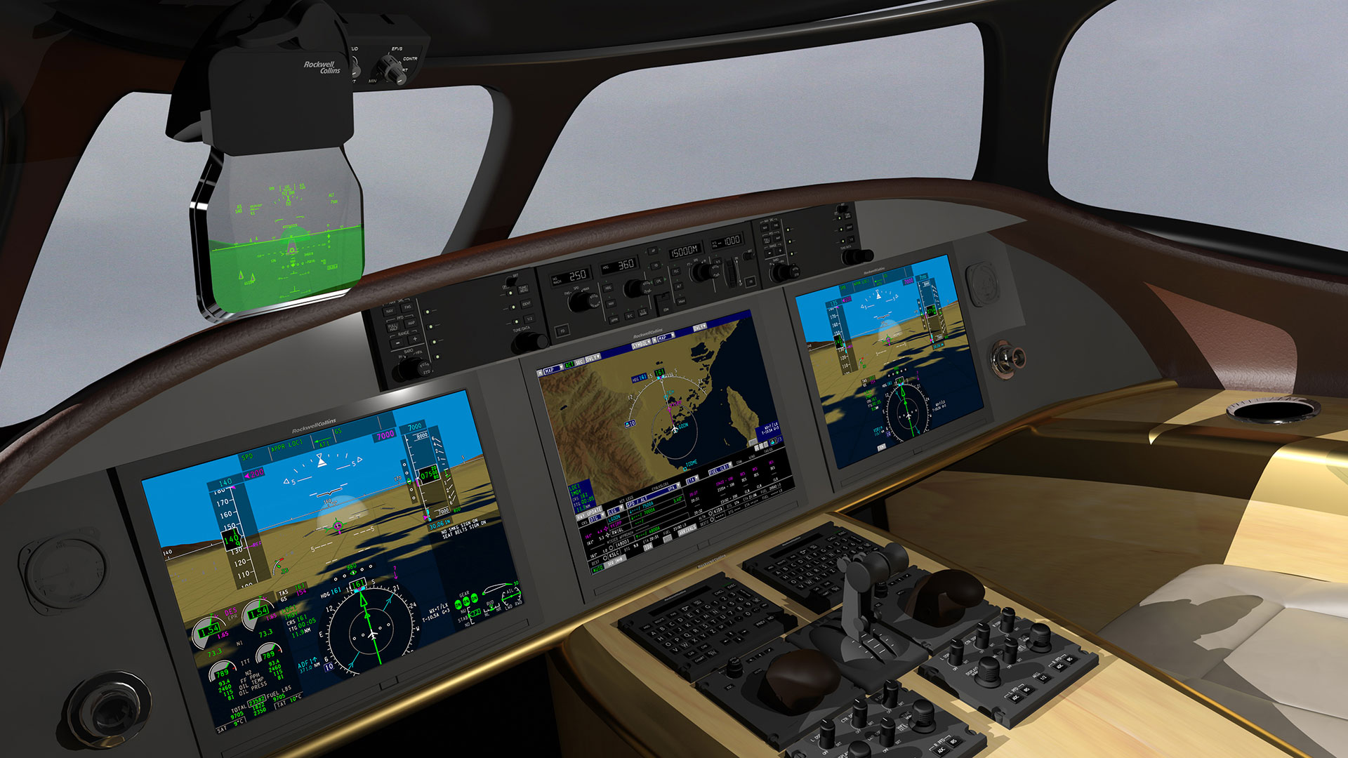 Hud Field Service Management : Head up guidance system