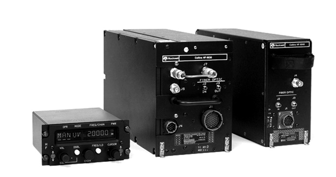 HF-9000 High Frequency Communication Transceiver