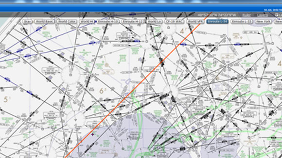 ARINCDirect Flight Planning and Weather