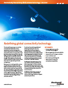 In-flight connectivity solutions