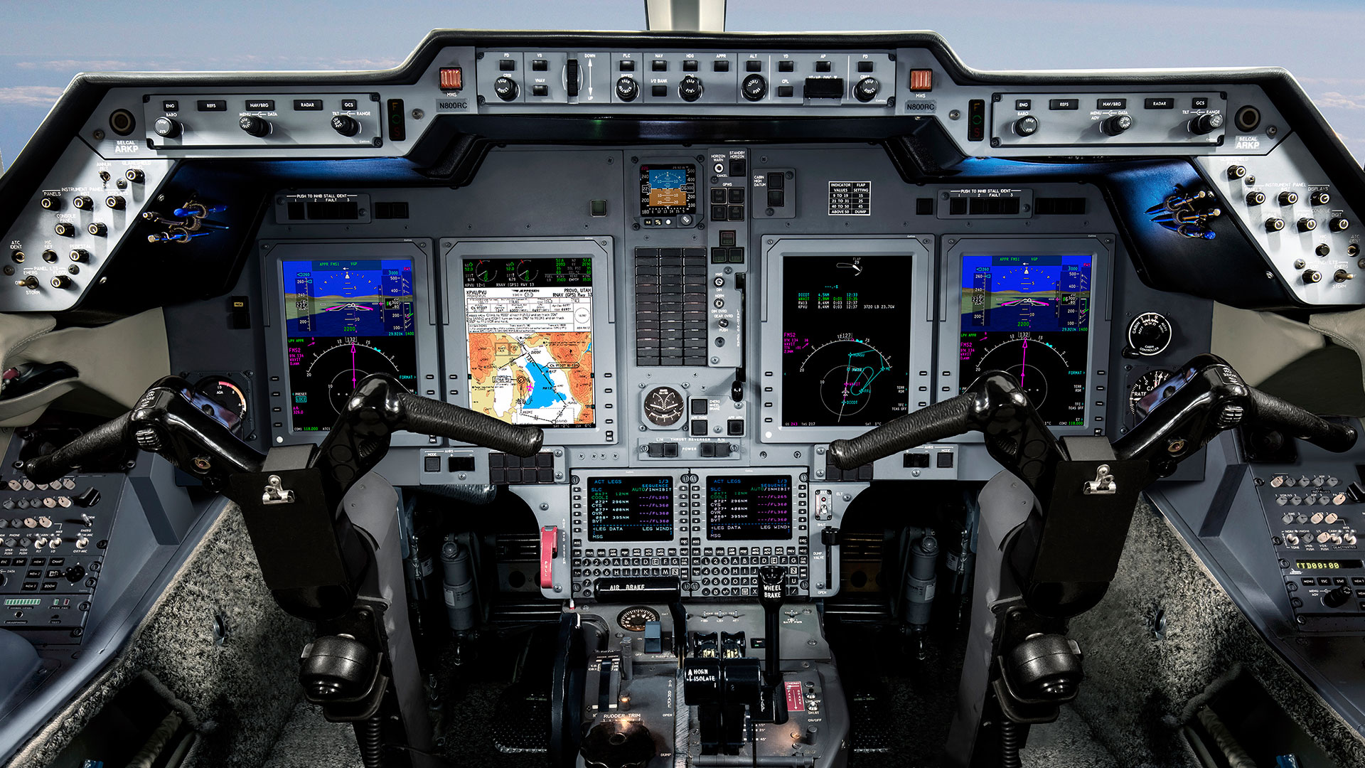 Pro Line 21 Upgrade Options for Hawker 750-800XXP-850XP