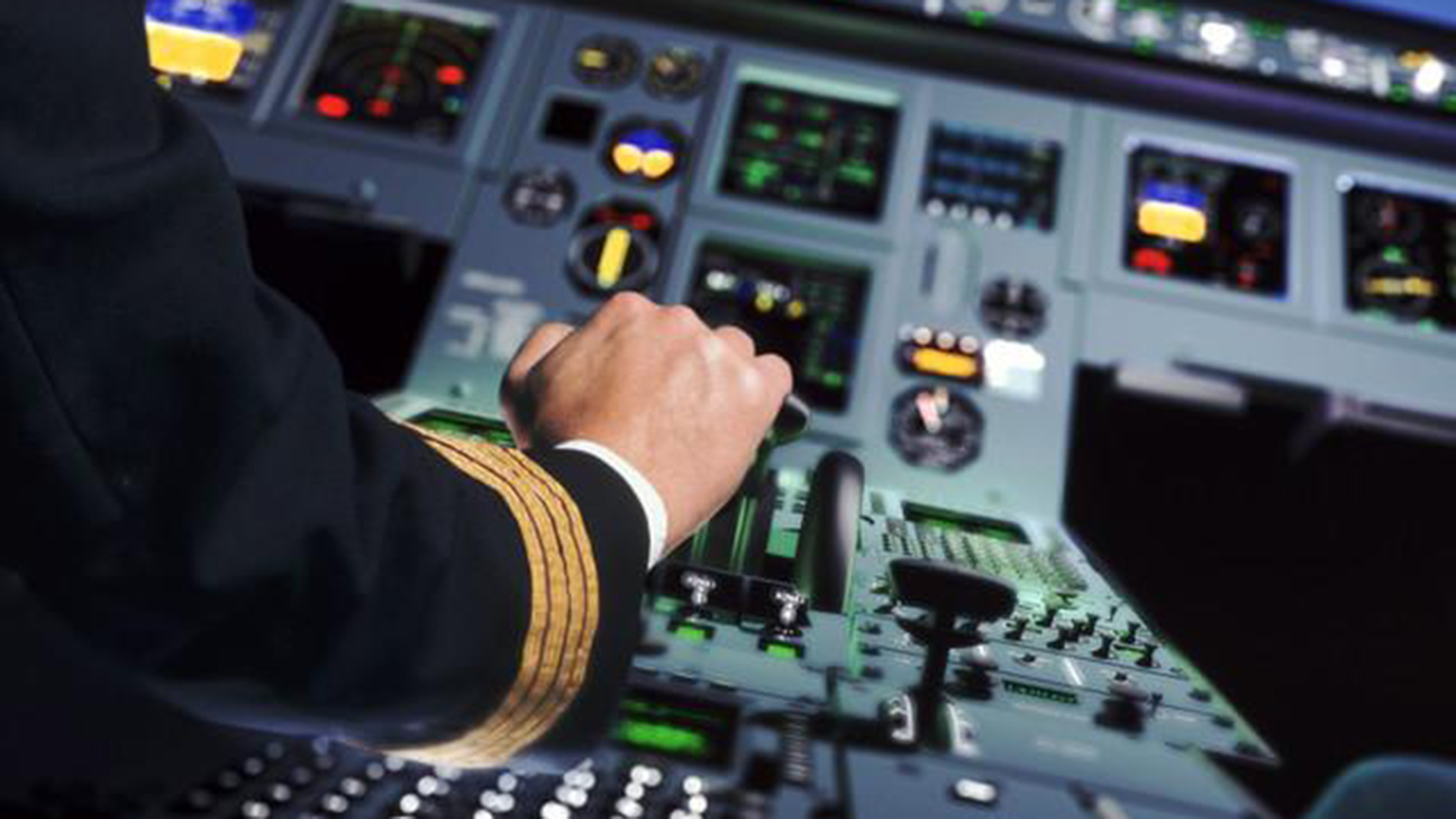 Image result for pilot controls collins aerospace