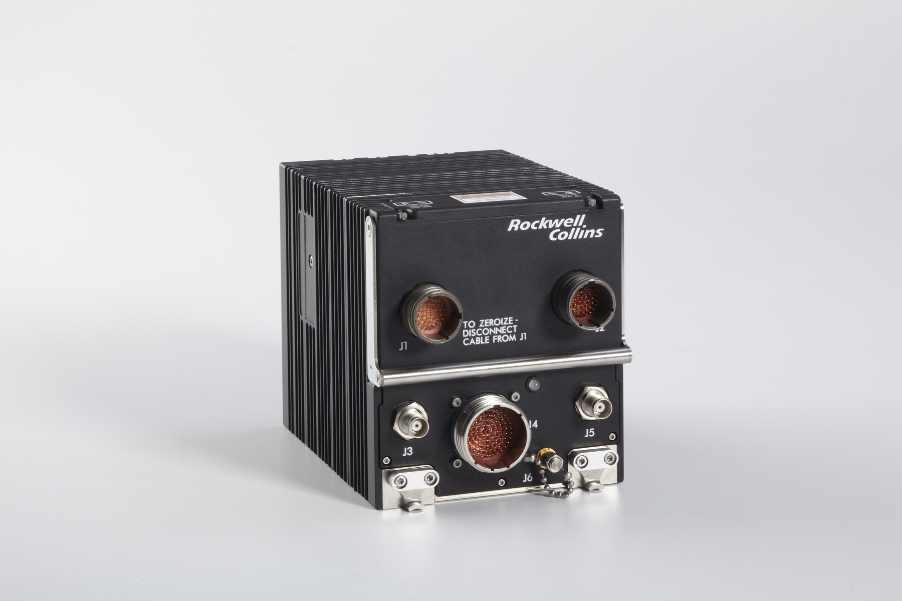 Rockwell Collins TacNet Tactical Radio takes part in ...