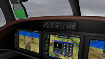 Rockwell Collins brings advanced capabilties of Pro Line Fusion avionics to turboprops and light jets