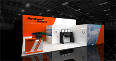 Seoul ADEX booth layout