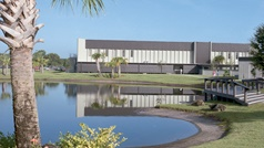 Rockwell Collins in Melbourne, Fla.