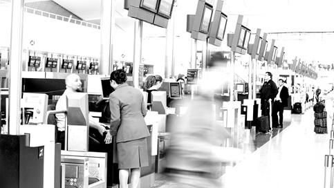 Airport Systems Integration & IT Support