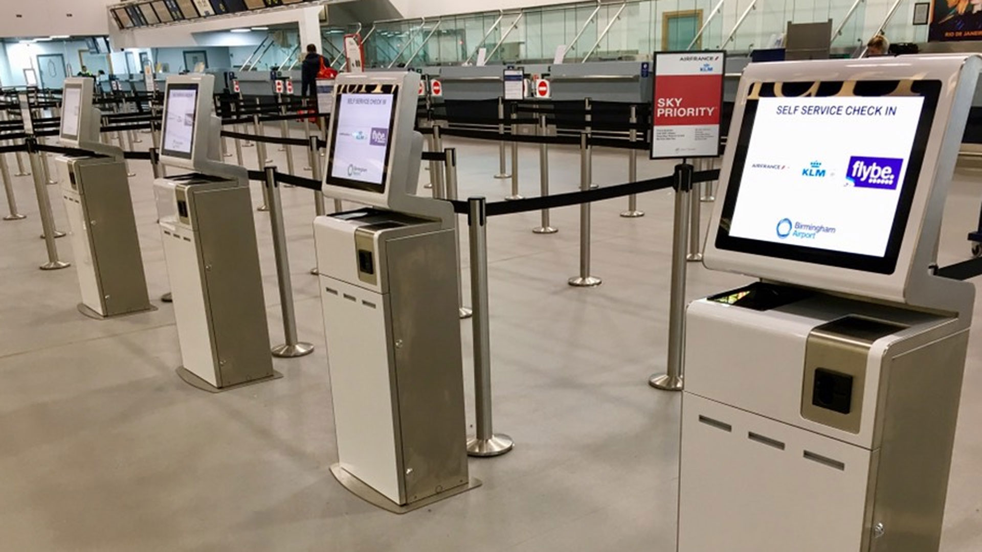Passenger Processing Solutions