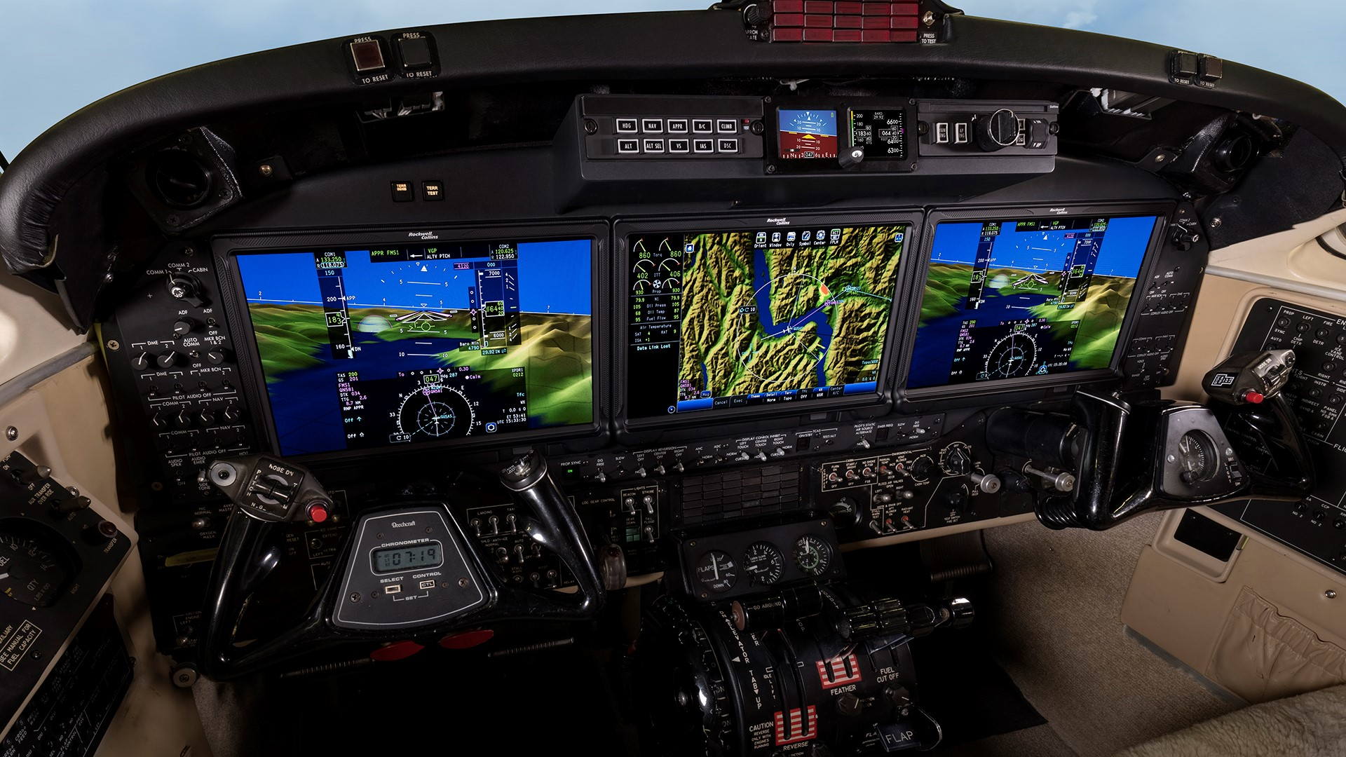 Integrated Avionics System