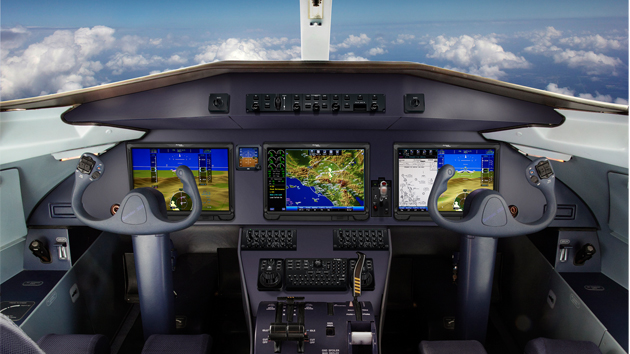 Rockwell Collins Pro Line Fusion for TRJet 328