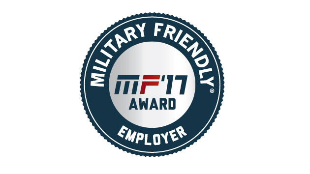 Top Military Friendly Employer