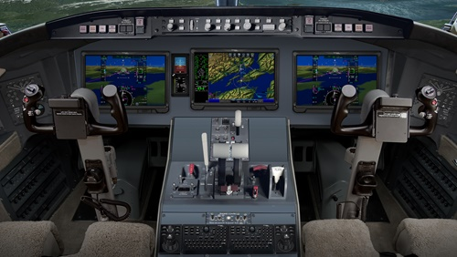 Pro Line Fusion for Challenger 604