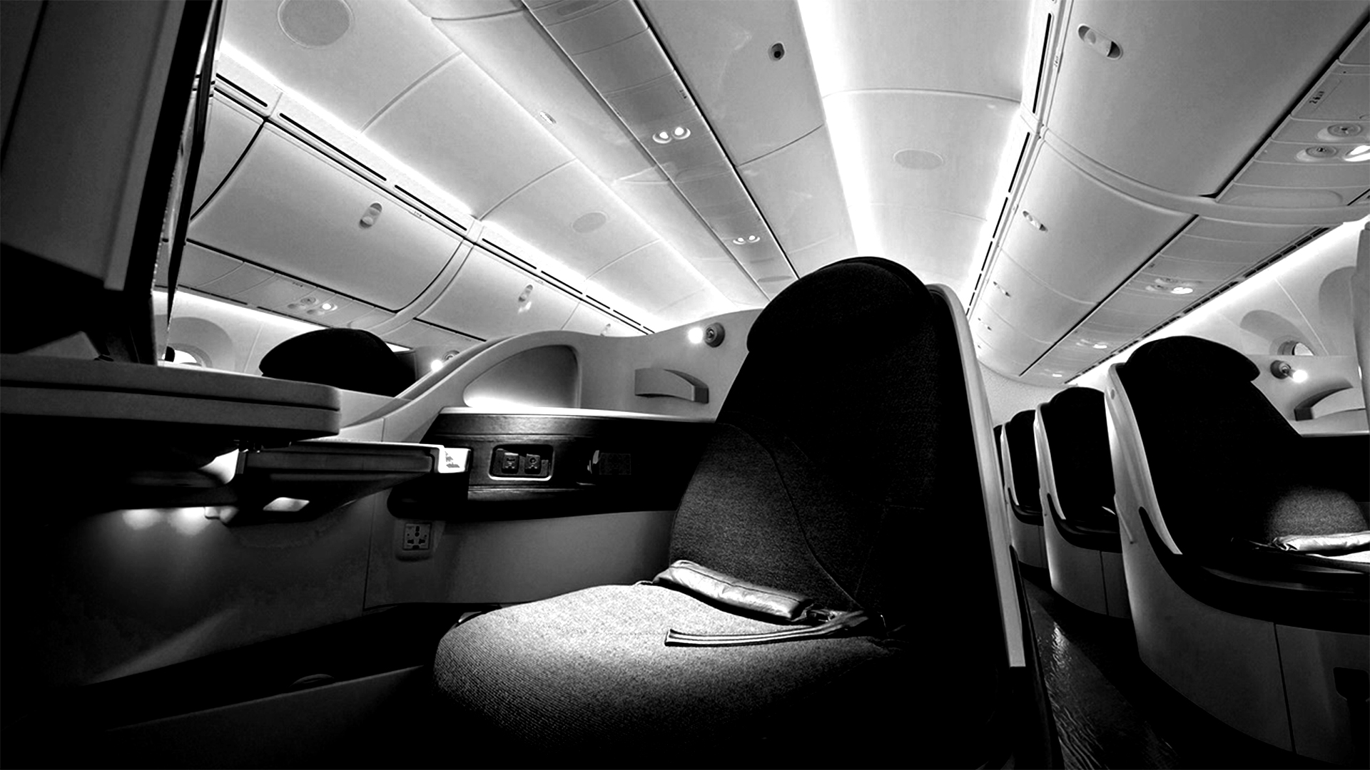 Super Diamond® seat for Qatar Airways 787