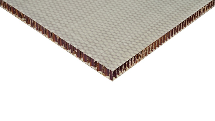 aeroFIBER™ honeycomb panel