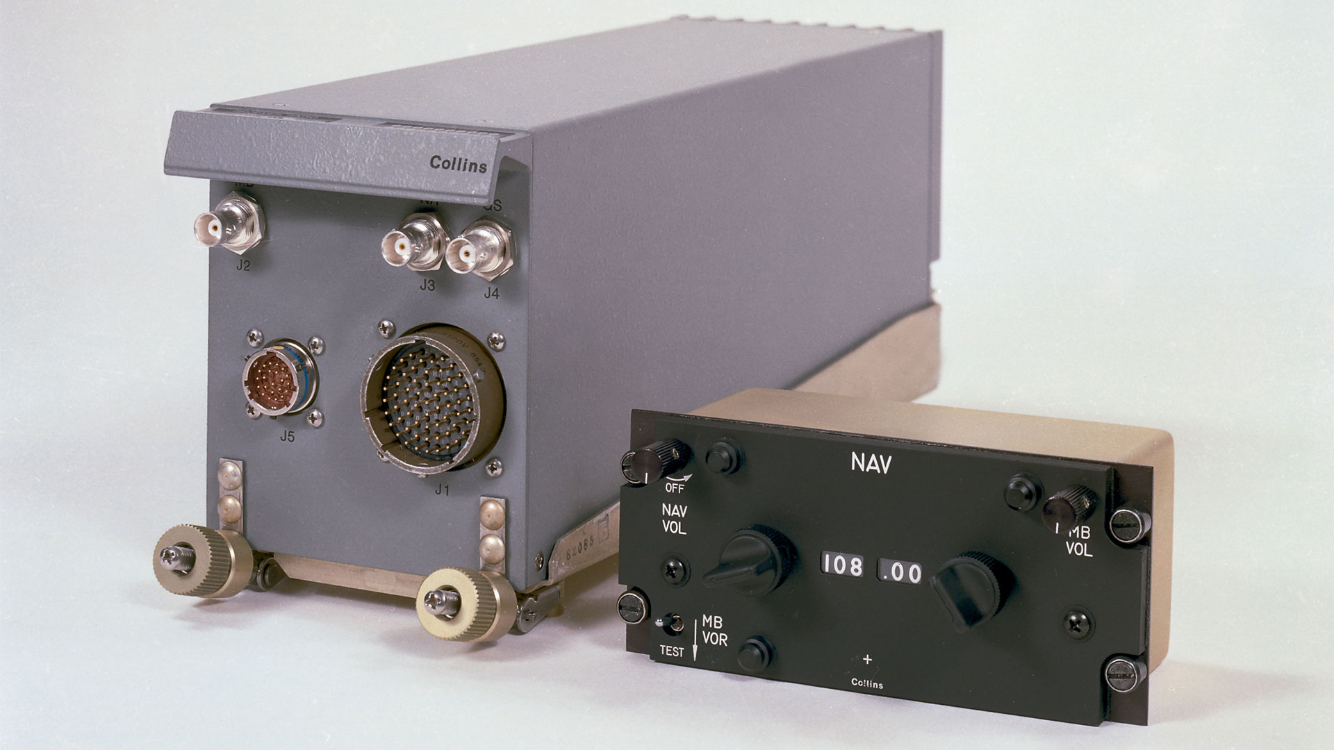 Image of AN/ARN-147(V) VOR/ILS/GS/MB Receiver