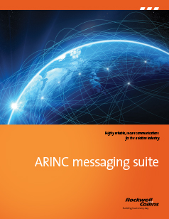 ARINC Messaging Suite Brochure Thumbnail