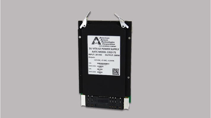 black box with white information label