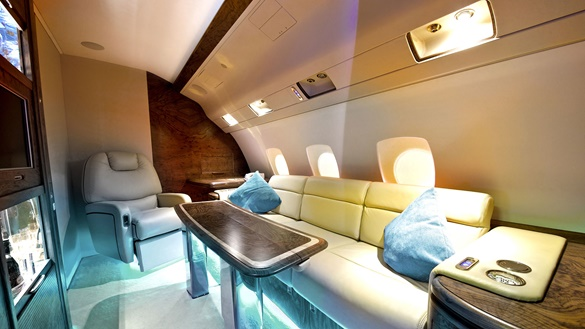 Elevate VIP areas with our specialty cabin lighting
