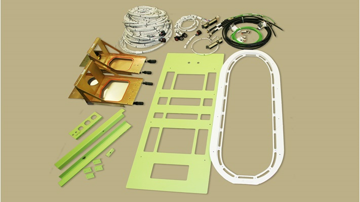 Built-to-print integrated kit