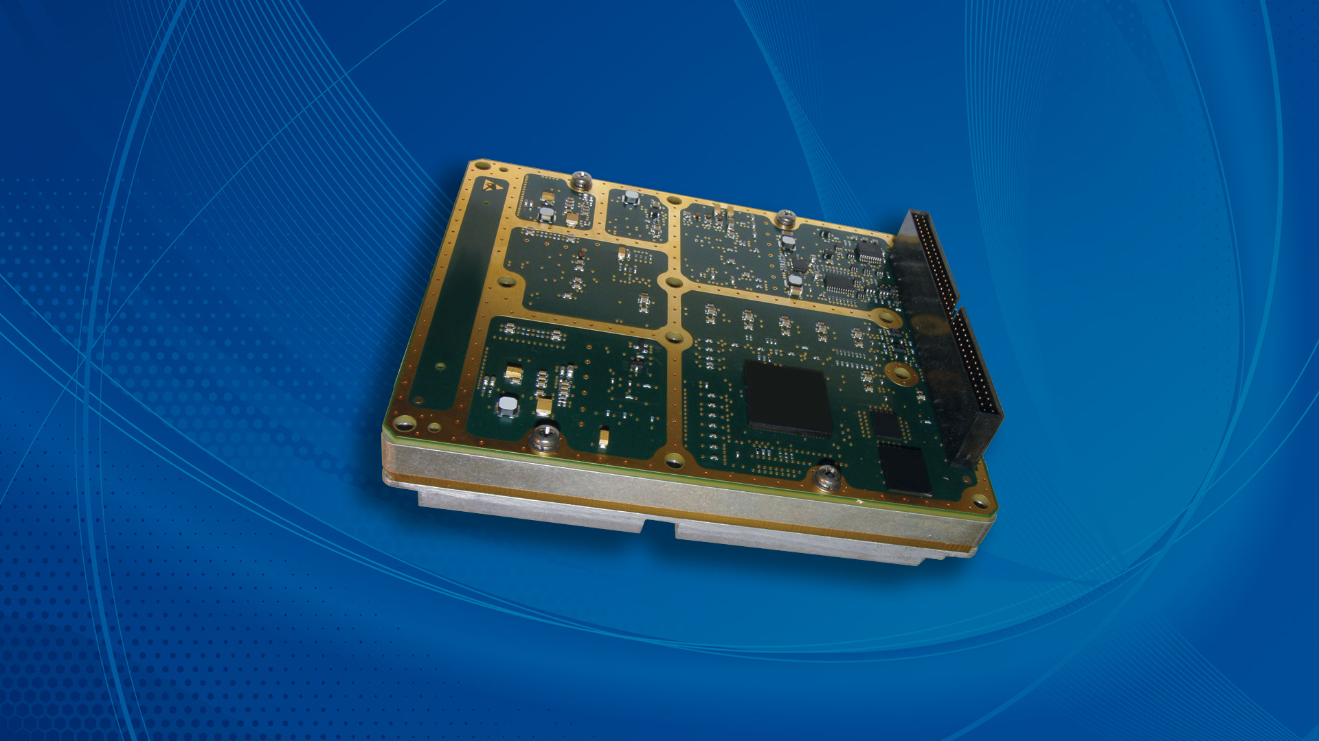 Image of the IGAS board