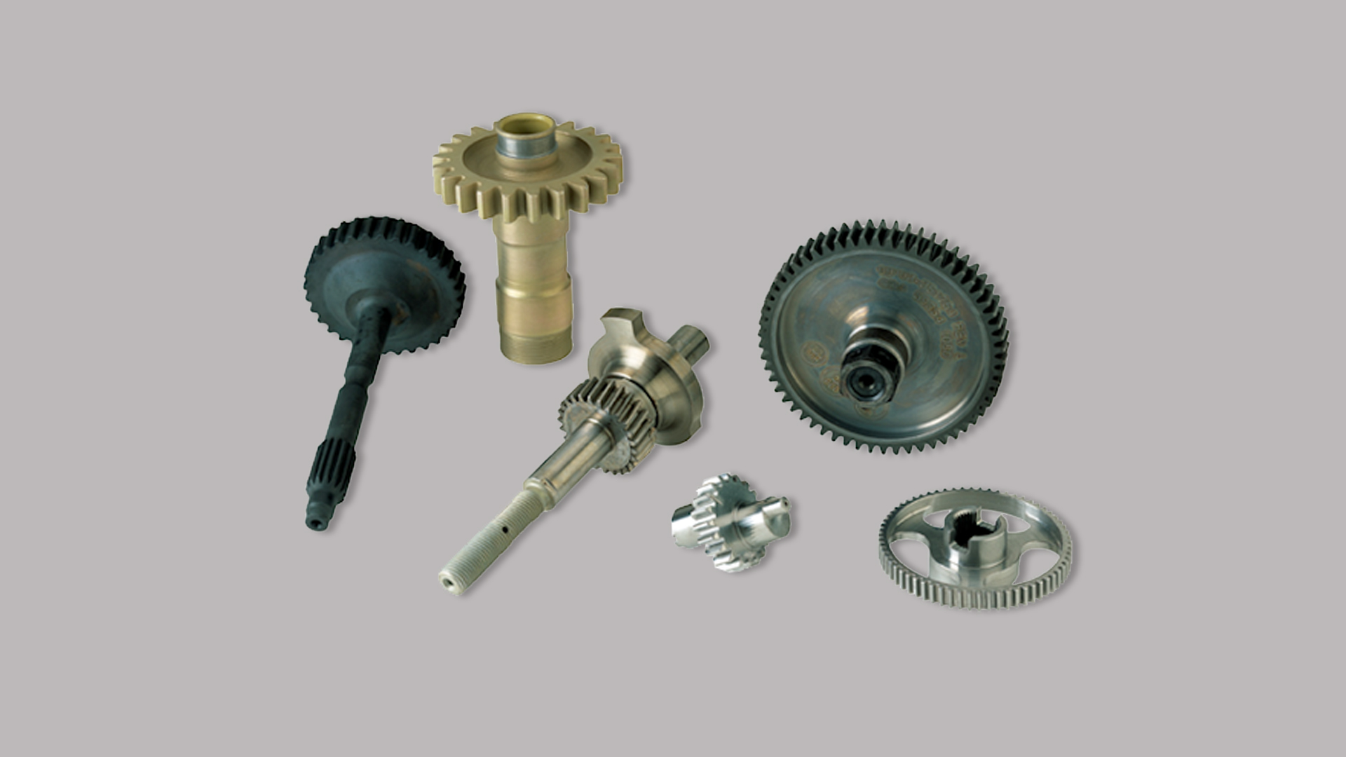 Gear shafts