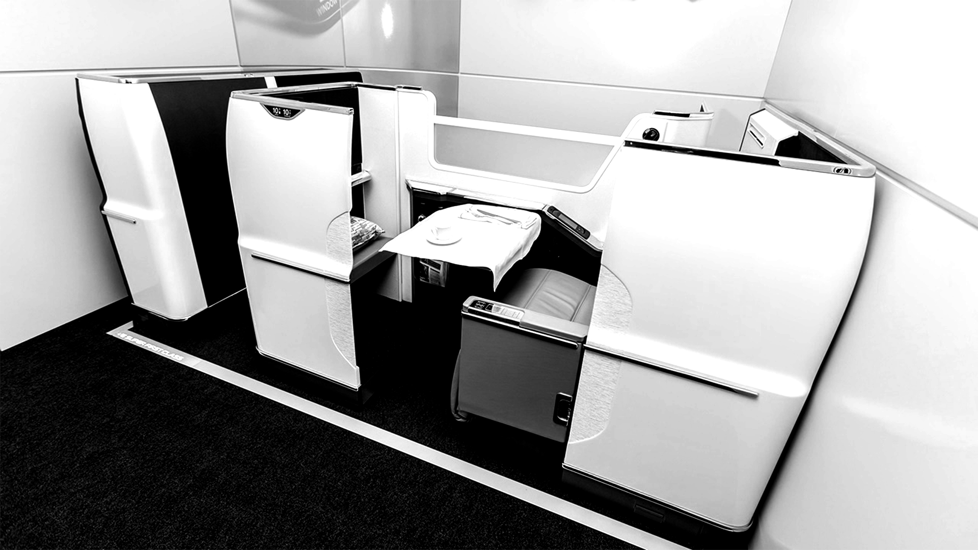 Aircraft executive seating