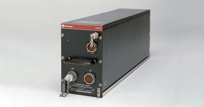 AN/ARC-190(V) Airborne HF Communication System