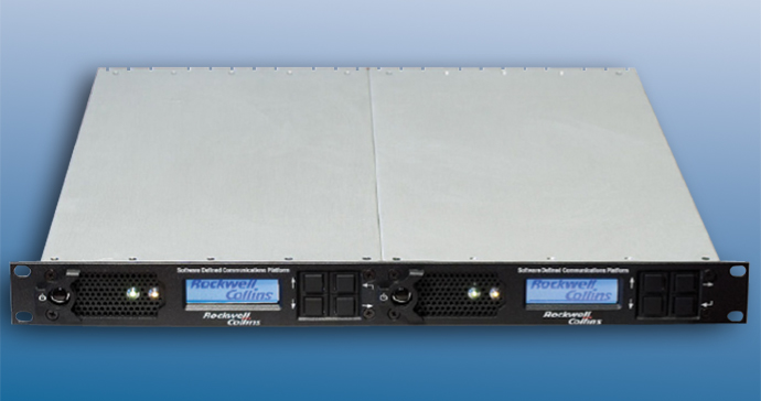 HSM-2050 HF/VHF/UHF High-Speed Modem