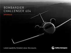 Bombardier Challenger 604 platform guide