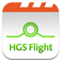 HGS Flight app