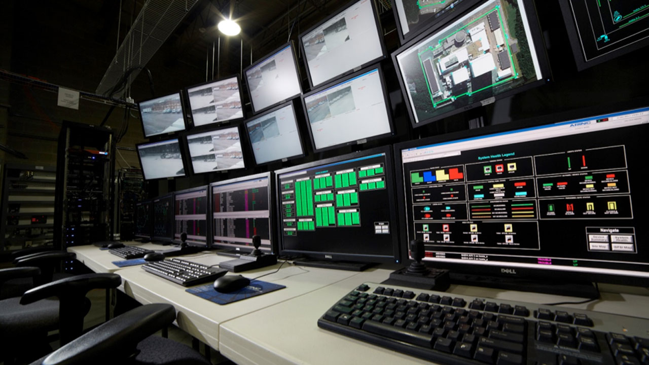Command and Control security Systems