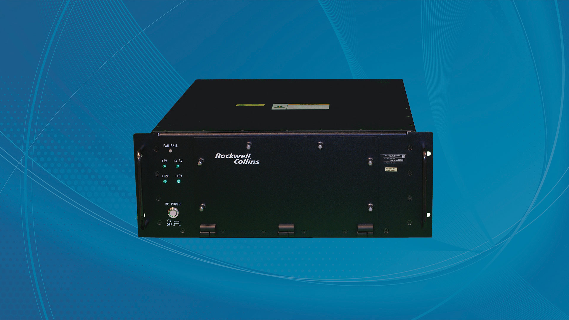 PRISM-6090 Precision Intercept Spectral Monitoring System